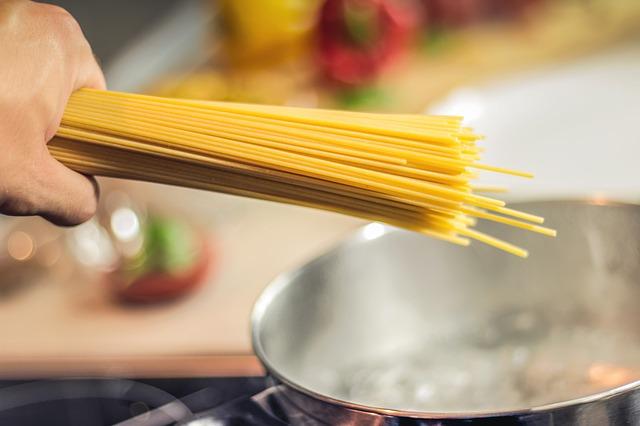 Concertante spaghetti